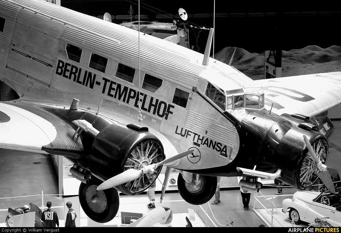 Lufthansa (Berlin-Stiftung) D-CDLH aircraft at Speyer, Technikmuseum