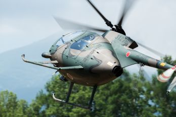 31276 - Japan - Ground Self Defense Force Kawasaki OH-6