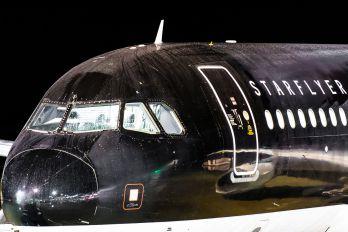 JA01MC - Starflyer Airbus A320
