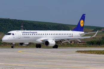 D-AEMC - Lufthansa Regional - CityLine Embraer ERJ-190 (190-100)