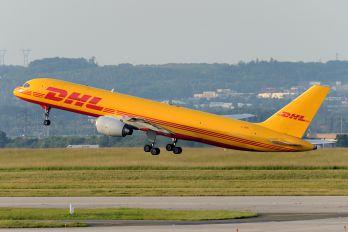 G-BIKI - DHL Cargo Boeing 757-200F