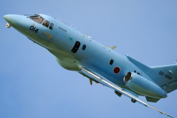 02-3014 - Japan - Air Self Defence Force Hawker Beechcraft U-125A