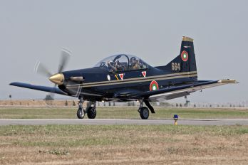 664 - Bulgaria - Air Force Pilatus PC-9M
