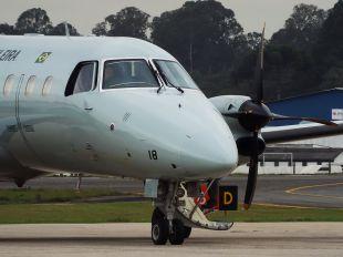 2018 - Brazil - Air Force Embraer EMB-120 Brasilia