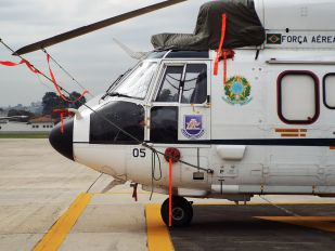 FAB8505 - Brazil - Air Force Eurocopter VH-36 Caracal