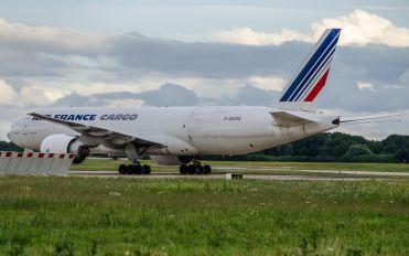 F-GUOC - Air France Cargo Boeing 777F