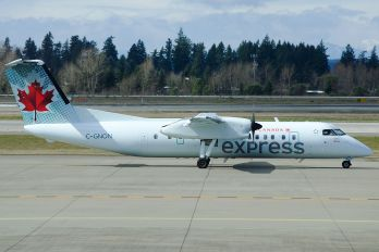 C-GNON - Air Canada Express de Havilland Canada DHC-8-300Q Dash 8