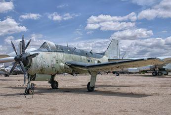XL482 - USA - Air Force Fairey Gannet AEW.3