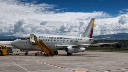 FAE-630 - Ecuador - Air Force Boeing 737-200