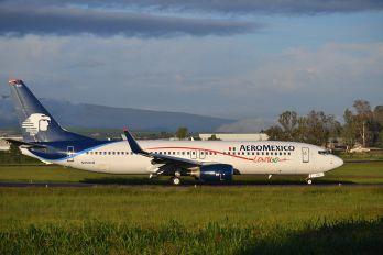 N359AM - Aeromexico Boeing 737-800