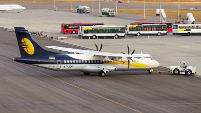 VT-JCM - Jet Airways ATR 72 (all models)