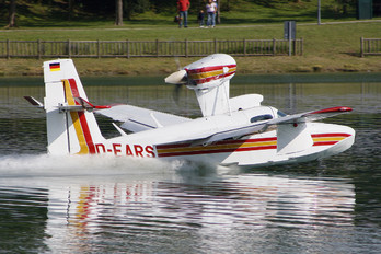 D-EARS - Private Lake LA-4 Seaplane
