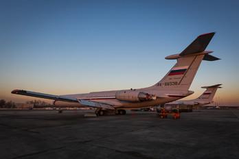 RA-86538 - Rossiya Ilyushin Il-62 (all models)