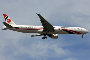 S2-AFO - Biman Bangladesh Boeing 777-300ER