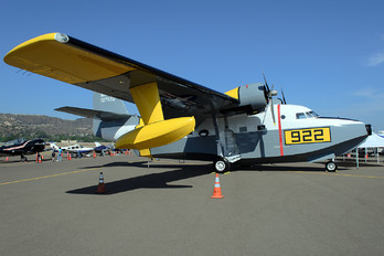 N85303 - Private Grumman HU-16B Albatross