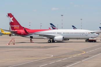 VQ-BPZ - Nordwind Airlines Boeing 737-800