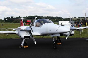 PH-MFA - Martinair Flight Academy Diamond DA 42 Twin Star