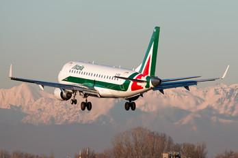 EI-RDB - Alitalia Embraer ERJ-175 (170-200)
