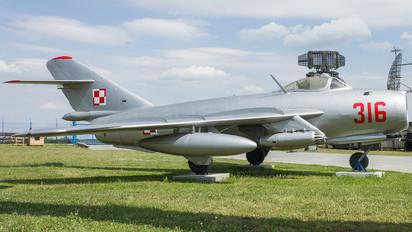316 - Poland - Navy PZL Lim-6bis