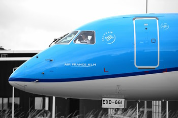 PH-EXD - KLM Cityhopper Embraer ERJ-190 (190-100)