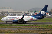 XA-MAH - Aeromexico Boeing 737-700 aircraft