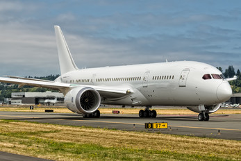 N1015X - Saudi Arabia - Government Boeing 787-8 Dreamliner