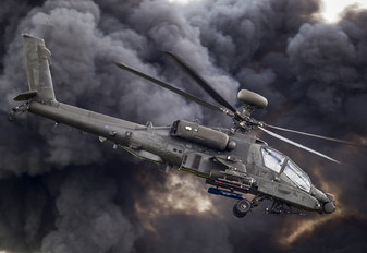 ZJ167 - British Army Westland Apache AH.1
