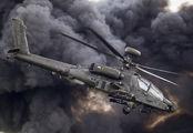 ZJ167 - British Army Westland Apache AH.1 aircraft