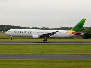 TJ-CAC - Camair Co Boeing 767-300ER