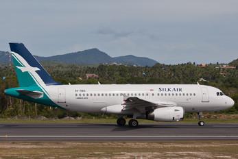 9V-SBD - SilkAir Airbus A319