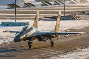 10 - Russia - Air Force Sukhoi Su-27 aircraft