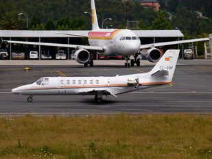 EC-GOV - Gestair Cessna 560 Citation V