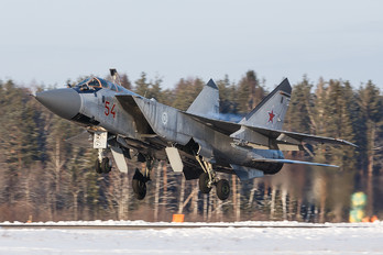 54 - Russia - Air Force Mikoyan-Gurevich MiG-31 (all models)