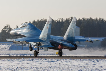 52 - Russia - Air Force Sukhoi Su-27