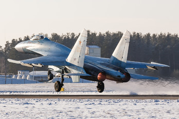 23 - Russia - Air Force Sukhoi Su-27
