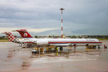 I-SMEV - Meridiana McDonnell Douglas MD-82