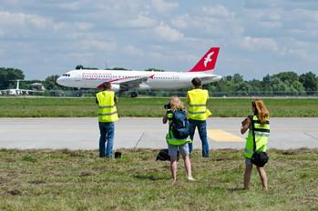 A6-ANA - Air Arabia Airbus A320