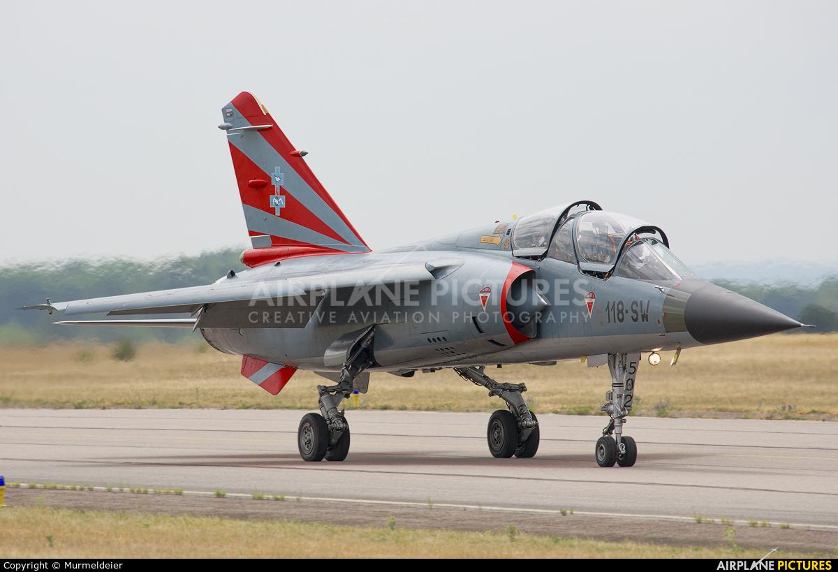France - Air Force 502 aircraft at Nancy - Ochey AB