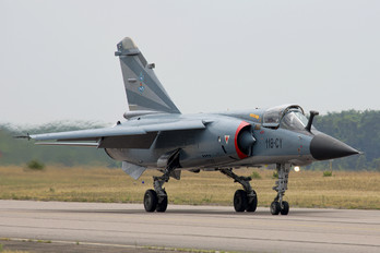 660 - France - Air Force Dassault Mirage F1CR