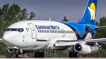 C-GNDU - Canadian North Boeing 737-200