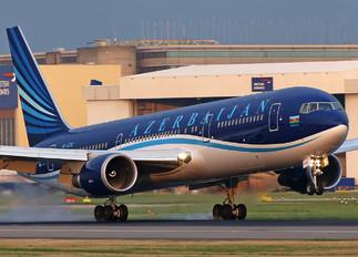 4K-AZ82 - Azerbaijan Airlines Boeing 767-300ER