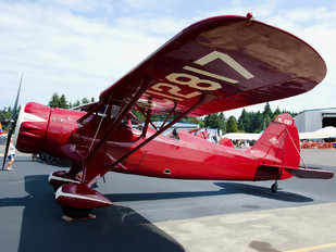 NC12817 - Private Stinson Model O Replica