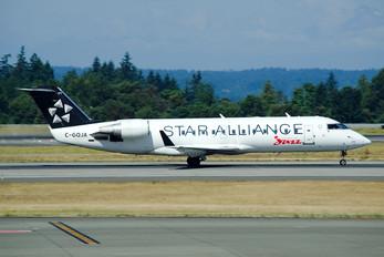C-GQJA - Air Canada Jazz Canadair CL-600 CRJ-200
