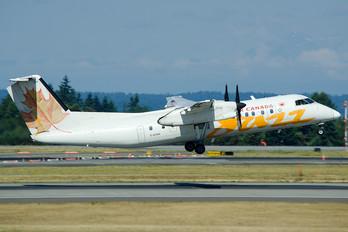 C-GTAT - Air Canada Jazz de Havilland Canada DHC-8-300Q Dash 8
