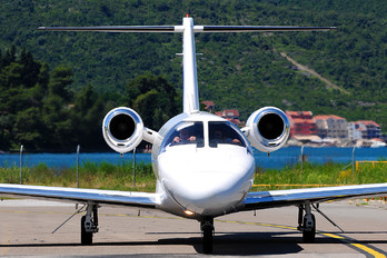 OE-FLG - Private Cessna 525 CitationJet