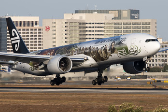 ZK-OKP - Air New Zealand Boeing 777-300ER