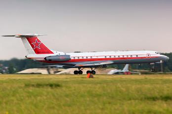 20 - Russia - Air Force Tupolev Tu-134Sh