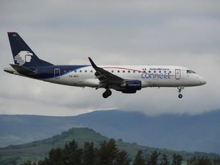 XA-ACX - Aeromexico Connect Embraer ERJ-175 (170-200)