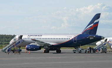 RA-89022 - Aeroflot Sukhoi Superjet 100