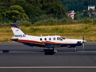N889JG - Private Socata TBM 850